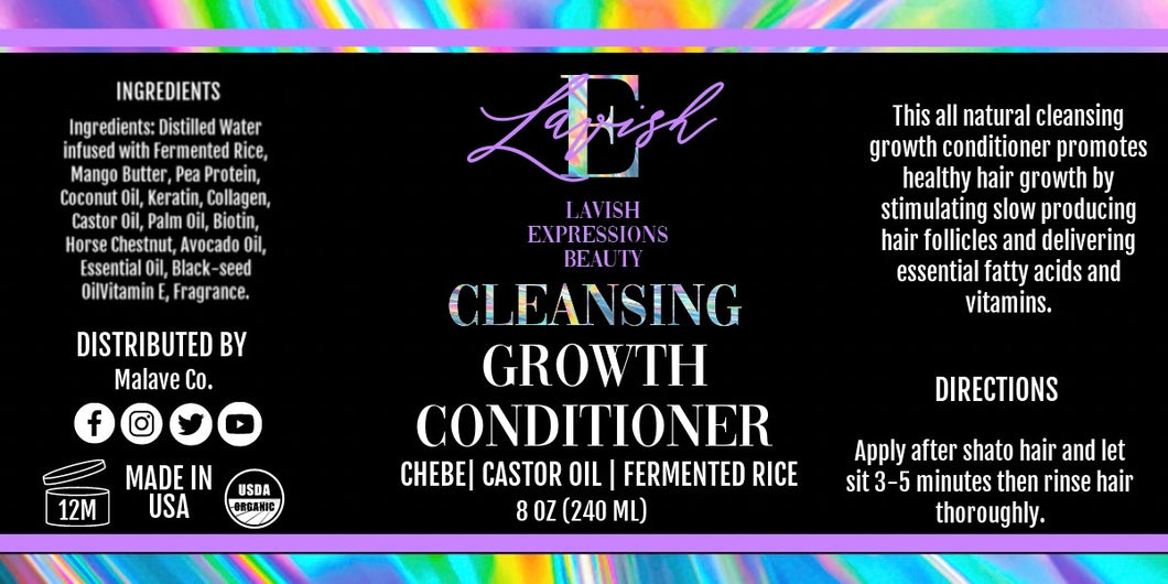 Chebe Growth Moisturizing Conditioner