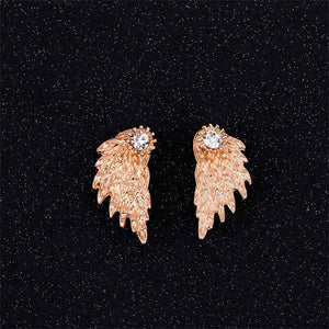 2019 New Crystal Flower Drop Earrings for Women Fashion Jewelry Gold Silver Rhinestones Earrings Gift for Party Best Friend