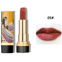 Load image into Gallery viewer, Liquid Lipstick Matte Long Lasting Korean Nude Lipstick Red Lipsticks Kyliejenner Makeup Lip Sticks For Women Velvet Lips Cat