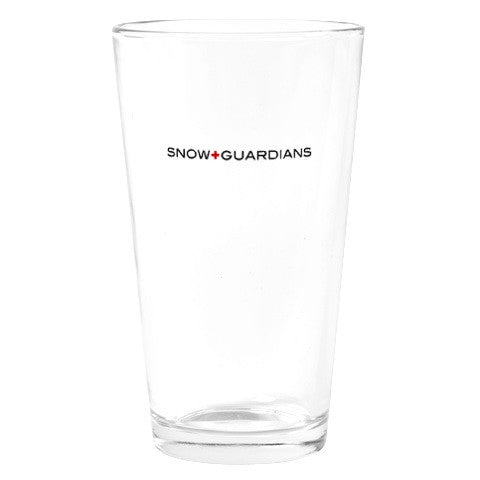 Snow Guardians Beer Glass
