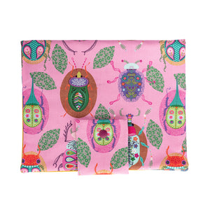 Beetle Love Diaper Clutch