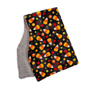 Halloween Burp Cloths