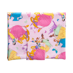 Disney Princesses Diaper Clutch