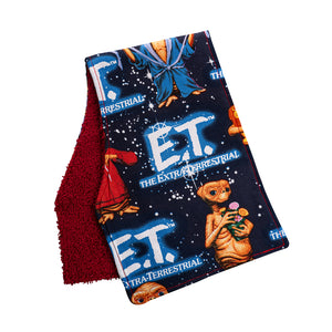 E.T. Burp Cloths