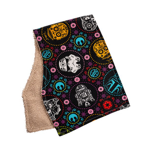 Star Wars Burp Cloths