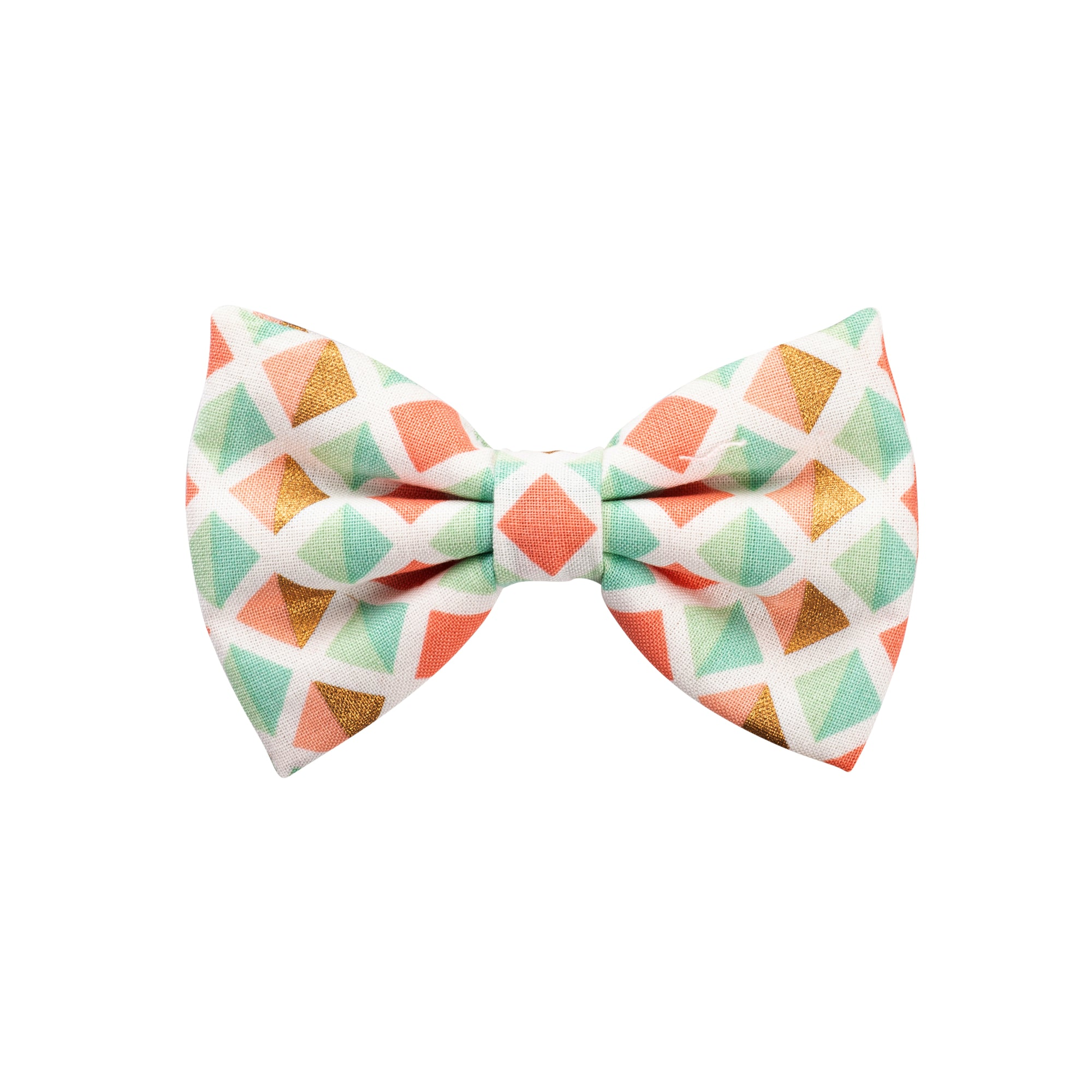 Geo Gold Bows
