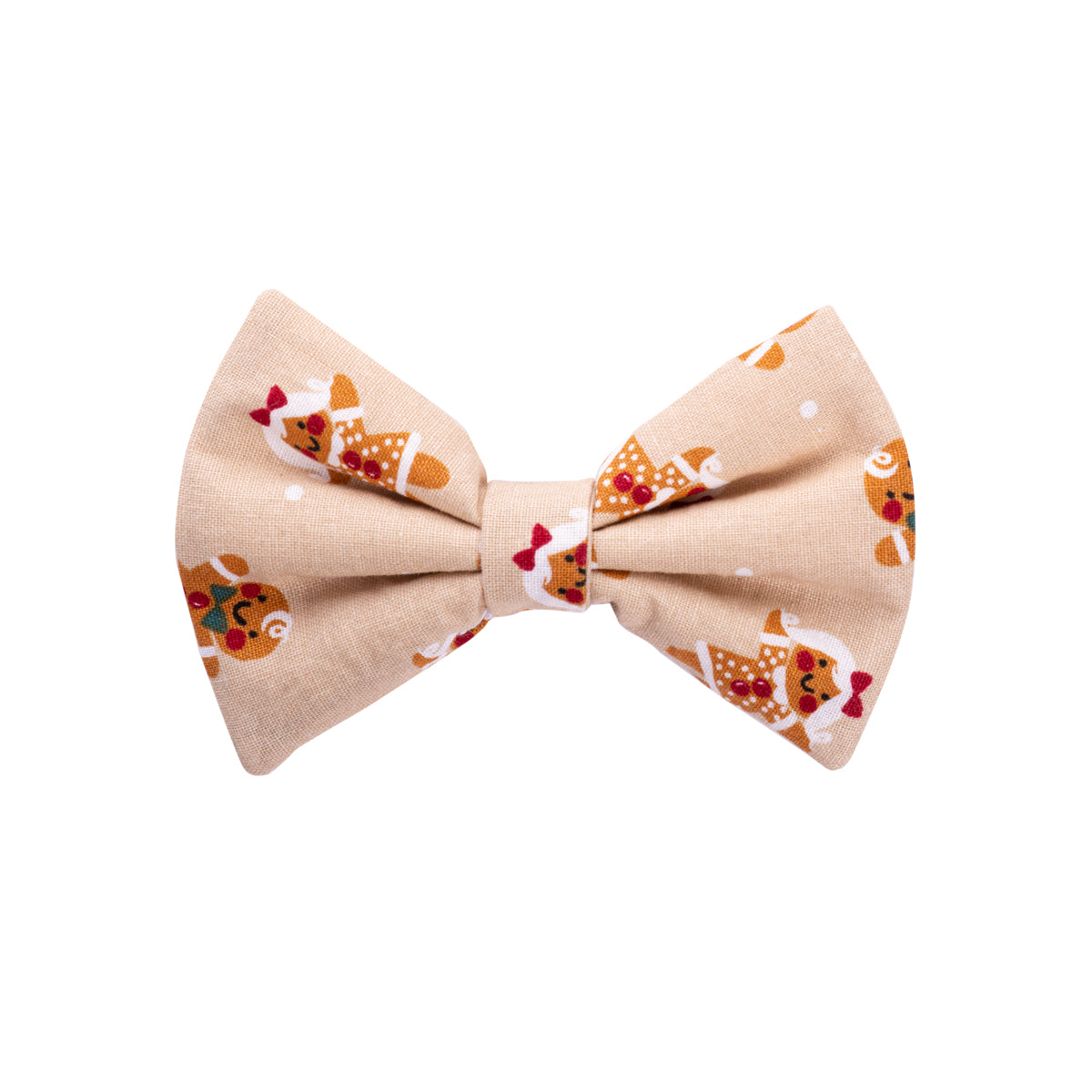 Gingerbread People Bows