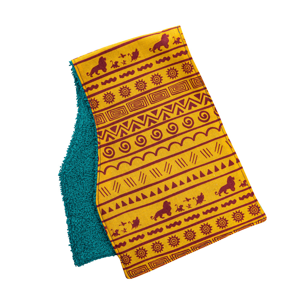 Lion King Burp Cloths