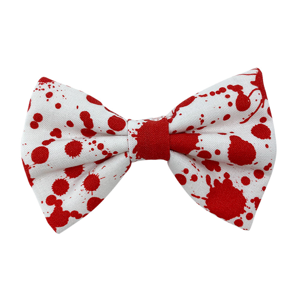 Blood Splatter Bows