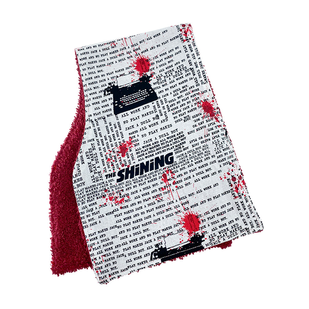 The Shining Burp Cloths