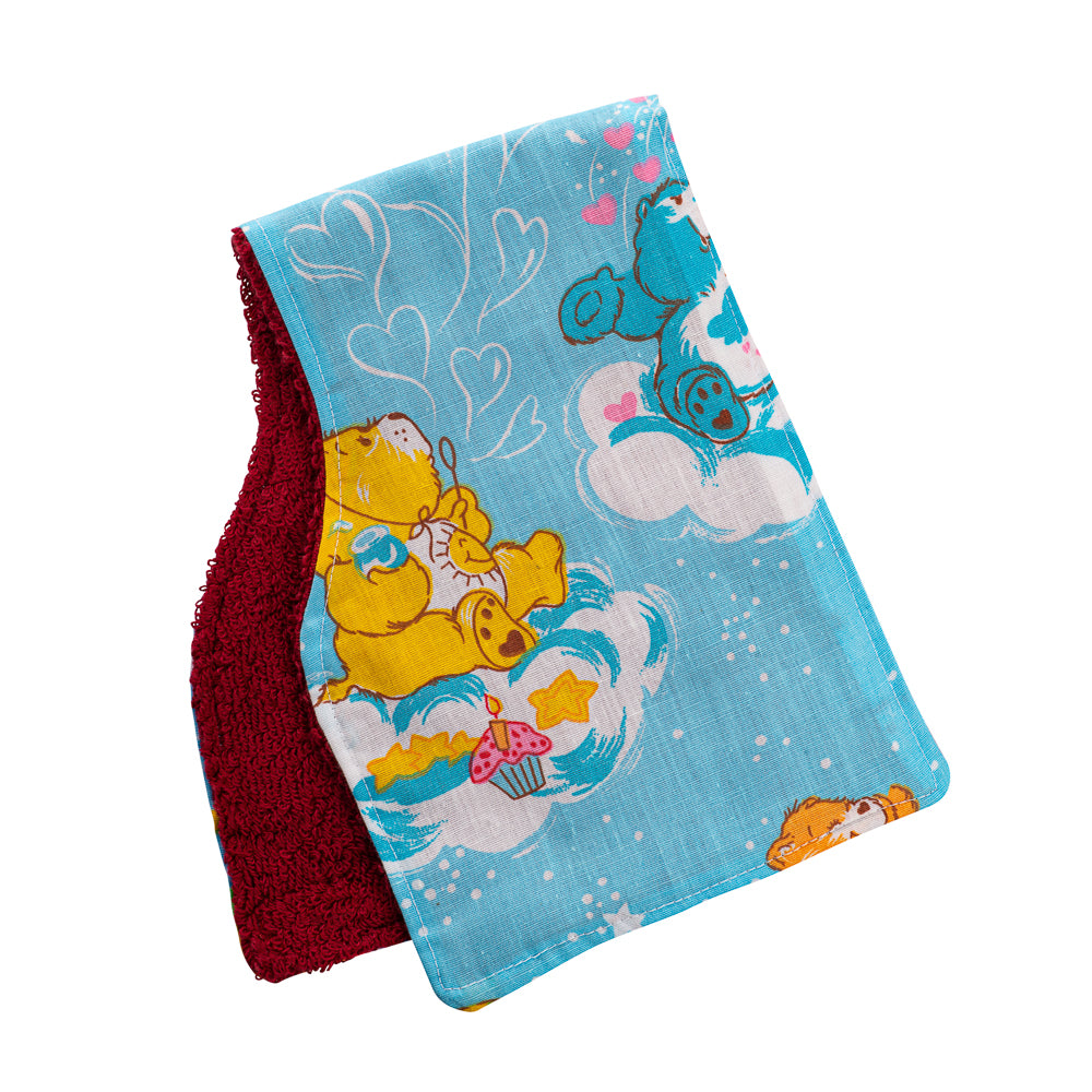 Care Bears Burp Cloths