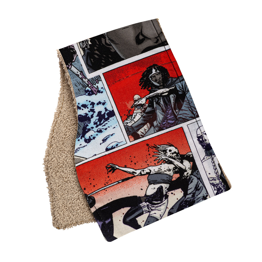 The Walking Dead Burp Cloths