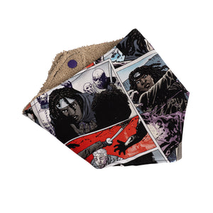 The Walking Dead Bandana Bibs