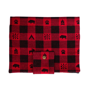 Native Lumber Diaper Clutch