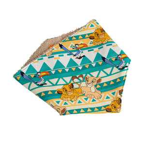 Lion King Bandana Bibs