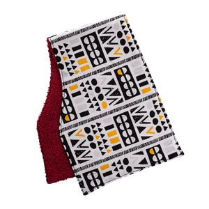Safari Burp Cloths