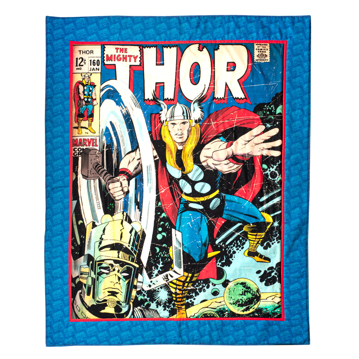 The Mighty Thor Blanket Play Mat