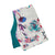 Watercolor Flowers Burp Cloths