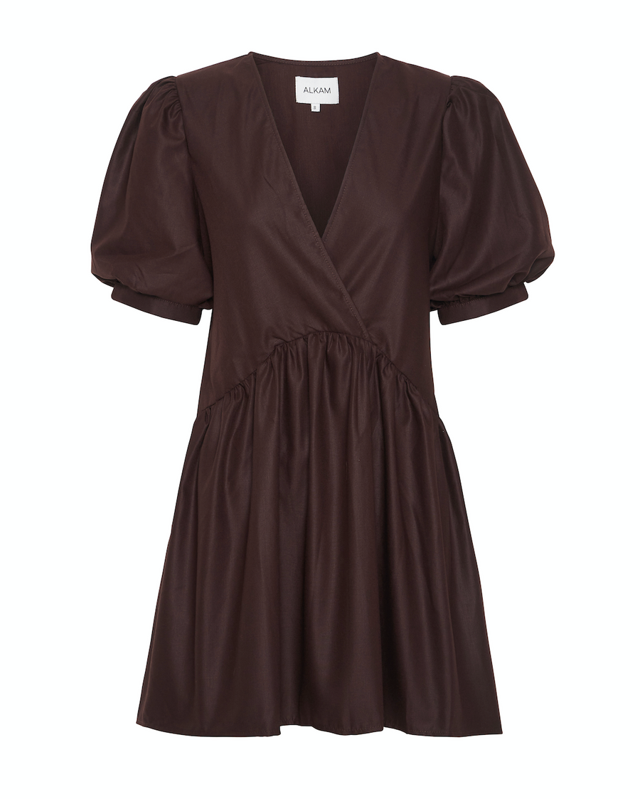 Agnetta Puff Sleeve Dress