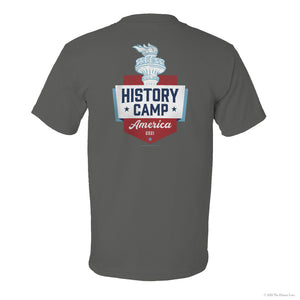 Additional History Camp America T-shirt