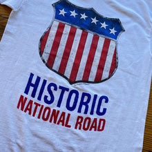 "Load image into Gallery viewer, ""Historic National Road"" Shirt and Tank top for Women"