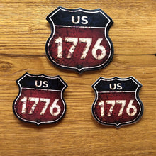 "Load image into Gallery viewer, ""Route 1776"" Sticker"