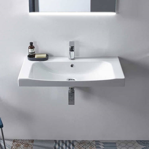 Shop Wall Hung Basin online at Best Quality Bathrooms