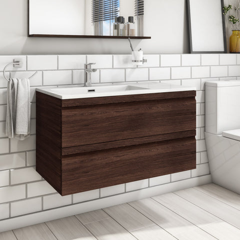 Shop Wall Hung Vanity Unit with basin online at Best Quality Bathrooms