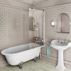 Burlington Rectangular Bath Screen
