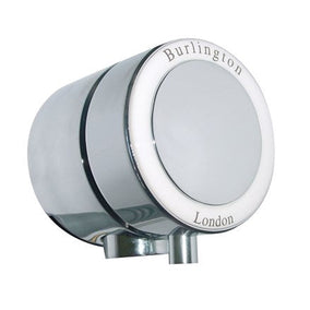 Burlington Overflow Bath Filler Single Bath
