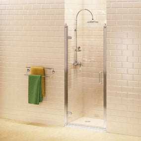 Burlington Traditional Hinged Shower Door