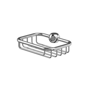 Burlington Soap Basket Chrome