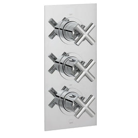 vado-elements-2-outlet-3-handle-verticah-thermostatic-shower-valve-chrome