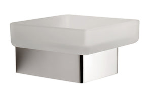 vado-shama-frosted-glass-soap-dish-and-holder-chrome