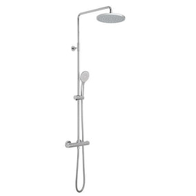 vado-velo-adjustable-round-thermostatic-shower-column-chrome
