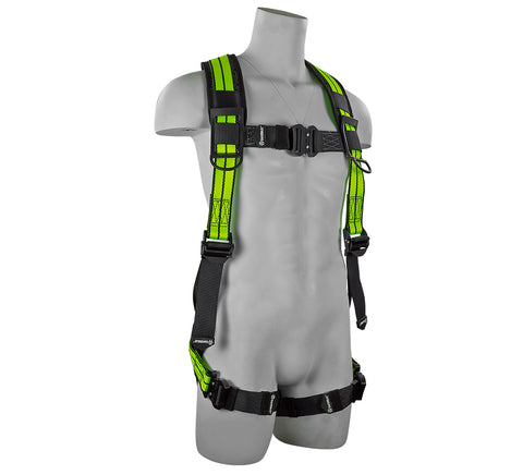 PRO+ Flex Premium Harness w/ Cool Air Leg Pads FS-FLEX250
