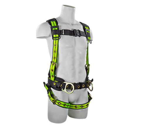 PRO+ Flex Iron Workers Harness FS-FLEX270