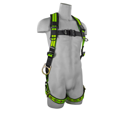 PRO+ Flex Vest Harness w/ 3 D-Rings FS-FLEX285