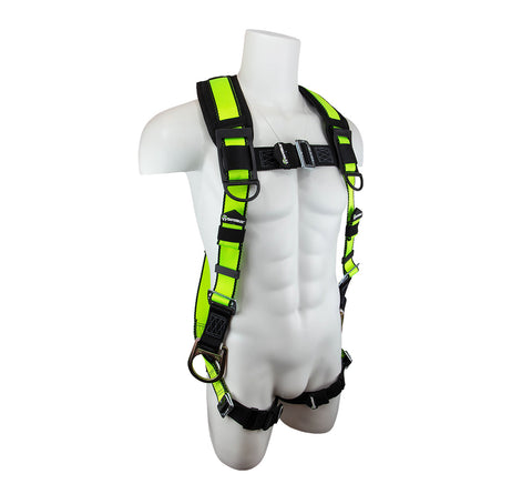 PRO Vest Harness with 3 D-rings FS281