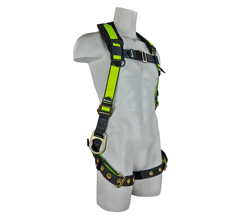PRO Vest Harness with 3 D-rings FS285