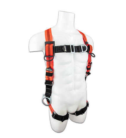 V-LINE 4 D-Ring Harness FS99281-EFD