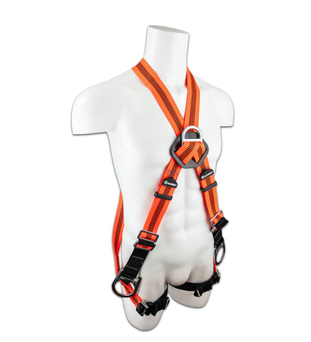 V-LINE Cross Over 4 D-Ring Harness FS99281-EFD-X