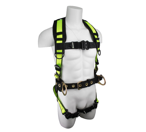 PRO Construction Harness w/ Quick Connect SW160-QC