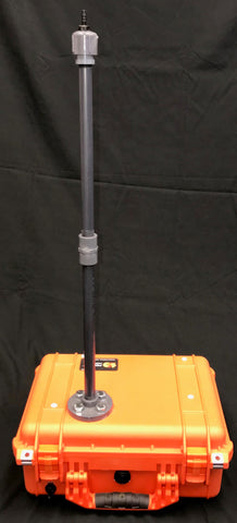 High Volume Battery Operated Air Sampler