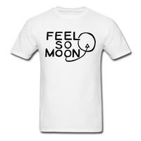 FEEL SO MOON Basic T (Light) - white