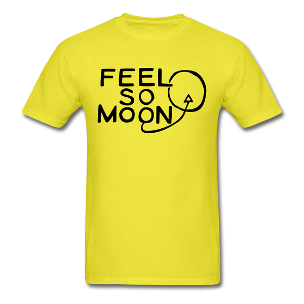FEEL SO MOON Basic T (Light) - yellow