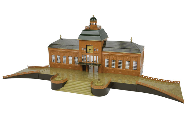 MTH 10-1026 2036B Leipzig Station (English) Tinplate Traditions Limited