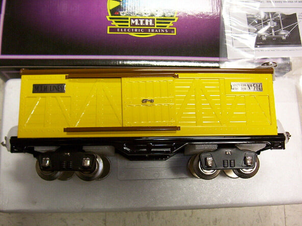 MTH 10-1085 Box Car Standard Gauge Tinplate