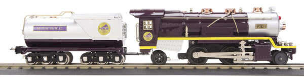 MTH 10-3050-1 Tinplate Loco & Tender 263E Tinplate Traditions MTH RRC 263E w/ Ps 3.0