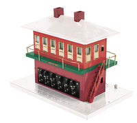 MTH 10-4061 American Flyer (AF) Standard Gauge Christmas Switch Tower Tinplate